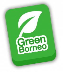 Green Borneo kratom icon