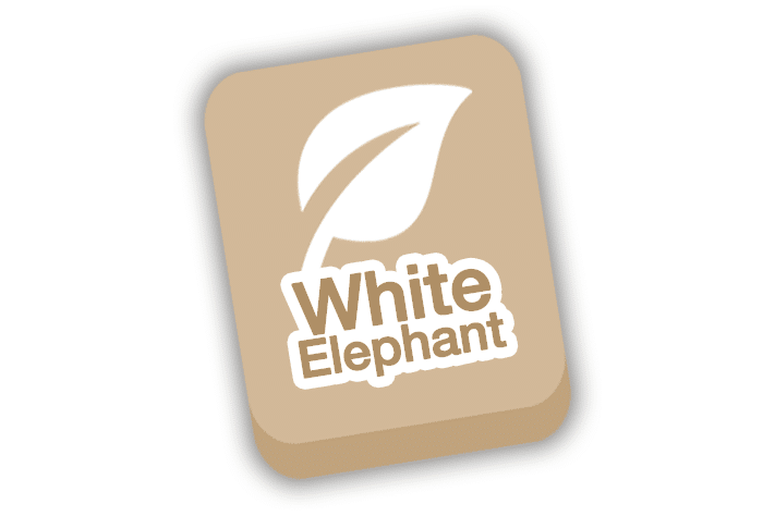 White Elephant kratom icon