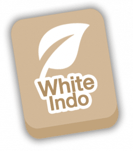 White Indo kratom icon
