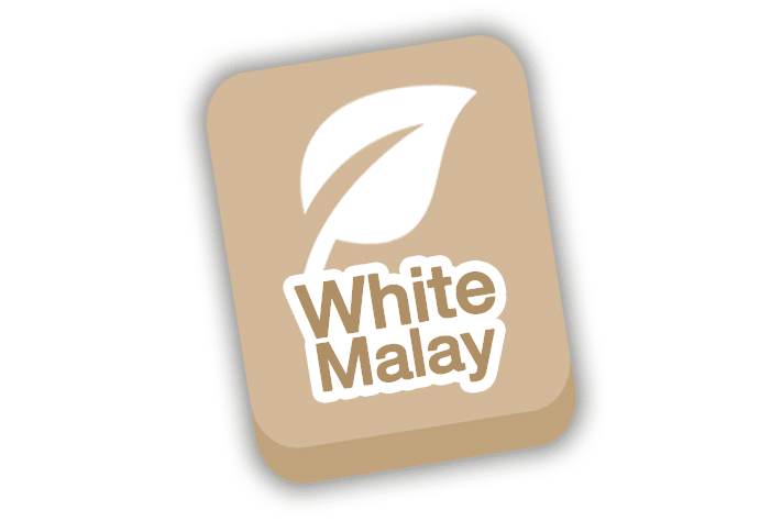 White Malay kratom icon
