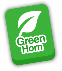 Green horn kratom icon