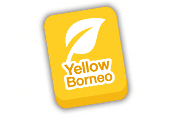 Yellow Borneo kratom icon