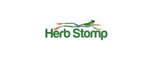 Herb Stomp logo