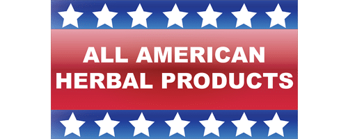 All American Herbal Products logo