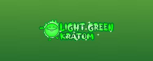 Light Green Kratom logo