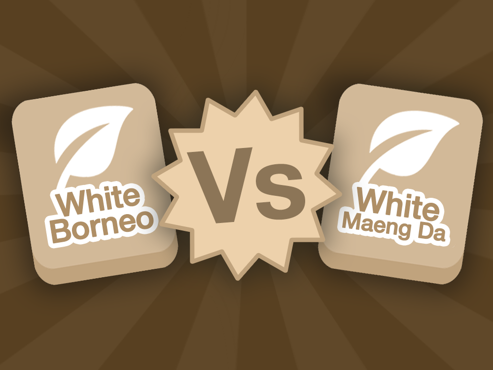 White Borneo vs White Maeng Da