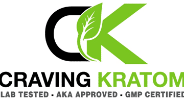 Craving Kratom logo
