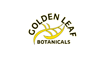 Golden Leaf Botanicals logo