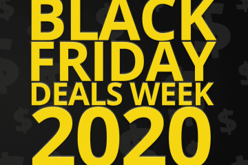 Black Friday Deals Week 2020